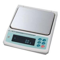 A&D GF-K Series Manual Calibration