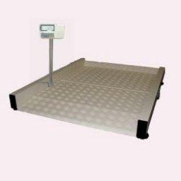 A&D WCS Wheelchair Scale