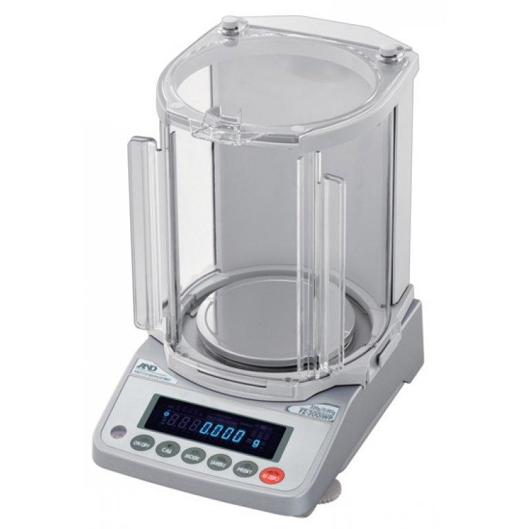 A&D FZ-i-WP Internal Calibration