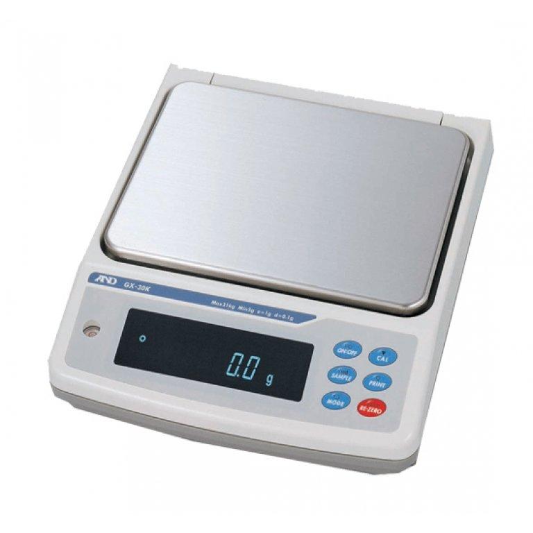 A&D GX-K Series Internal Calibration
