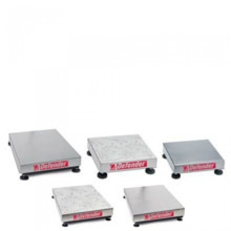 Ohaus Defender Stainless Steel Base Series