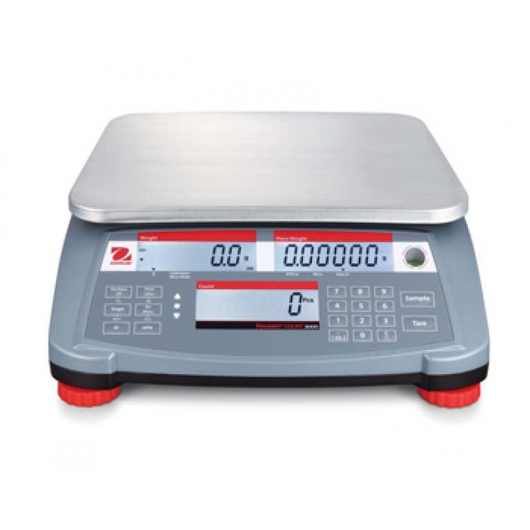 Ohaus Ranger 3000 Counting